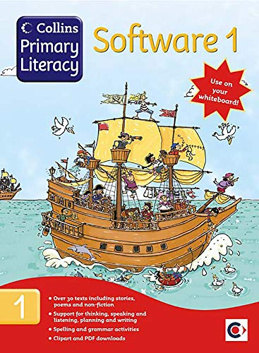 9780007227037: Collins Primary Literacy - Software 1