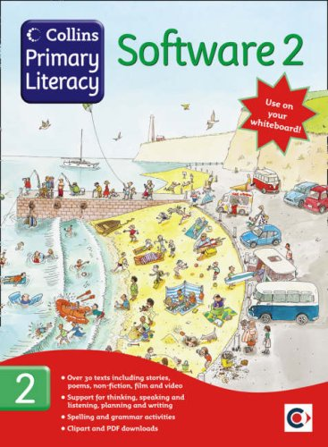 9780007227051: Collins Primary Literacy - Software 2