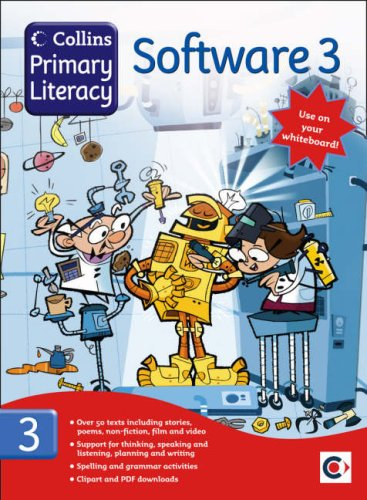9780007227075: Software 3 (Collins Primary Literacy)