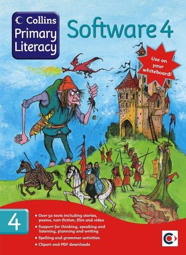 9780007227099: Software 4 (Collins Primary Literacy)