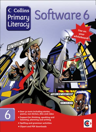 9780007227136: Collins Primary Literacy - Software 6