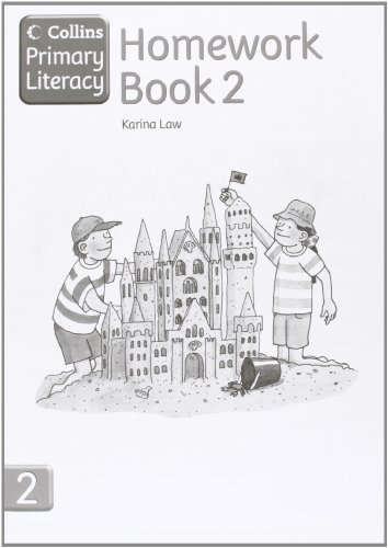 9780007227150: Collins Primary Literacy ? Homework Book 2: Homework Book Bk. 2