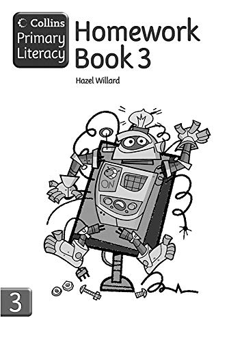 9780007227167: Collins Primary Literacy - Homework Book 3: Homework Book Bk. 3