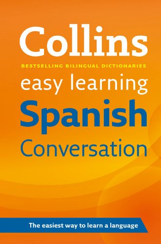 9780007227419: Easy Learning Spanish Conversation (Collins Easy Learning Spanish)
