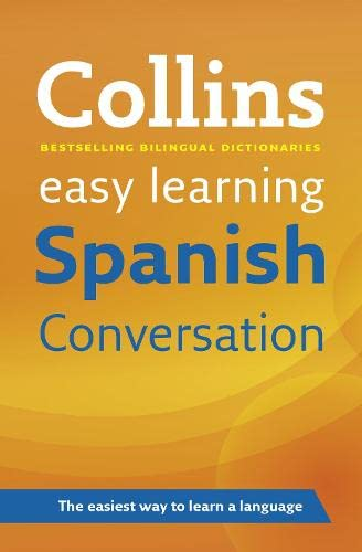 9780007227419: Collins Spanish Conversation (Collins Easy Learning Spanish)