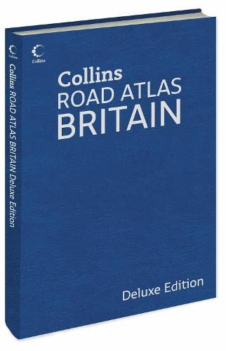 9780007227471: Collins Easy Read Road Atlas Britain