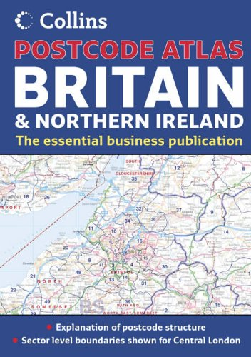 9780007227488: Postcode Atlas of Great Britain and Northern Ireland