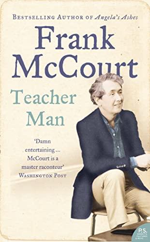 9780007228027: Teacher Man