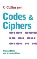 9780007228041: Collins Gem Codes & Ciphers: Making Them and Breaking Them