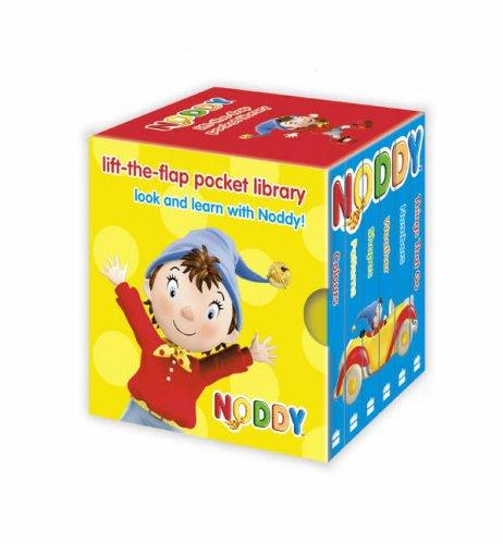 9780007228195: Noddy Lift-the-Flap Pocket Library