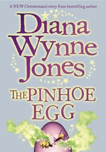 9780007228546: The Pinhoe Egg (Chrestomanci Books)