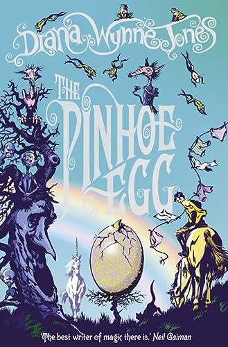 9780007228553: The Pinhoe Egg (The Chrestomanci Series, Book 7)
