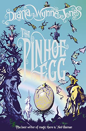 9780007228553: The Pinhoe Egg (The Chrestomanci Series, Book 7)