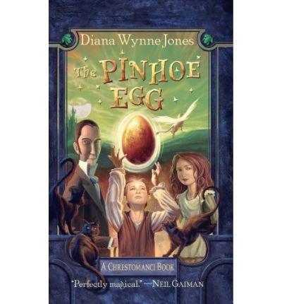 9780007228560: The Pinhoe Egg (The Chrestomanci Series, Book 7)