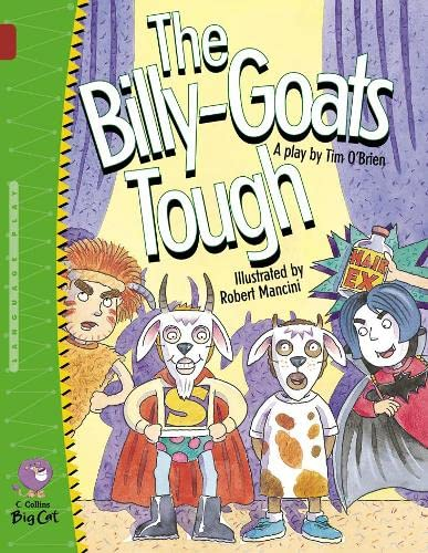 9780007228638: Collins Big Cat - The Billy Goats Tough: Band 14/Ruby