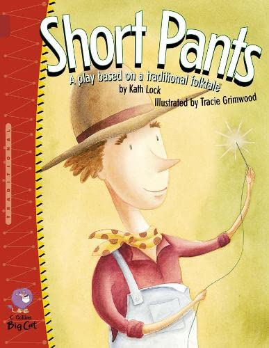 Short Pants (Collins Big Cat) (0007228651) by Kath Lock