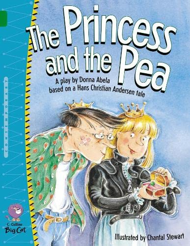 9780007228669: The Princess and the Pea (Collins Big Cat)