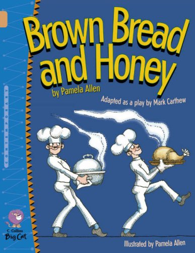 9780007228775: Collins Big Cat - Brown Bread and Honey: Band 12/Copper