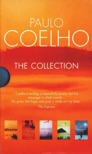 9780007228829: Paulo Coelho-The Collection: The Alchemist/By the River Piedra I Sat Down and Wept/Eleven Minutes/The Valkyries/The Fifth Mountain/The Pilgrimage/The Devil and Miss Prym/Veronika Decides to Die