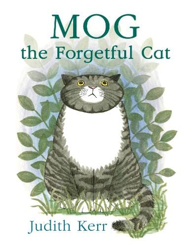 9780007228959: Mog the Forgetful Cat (Mog the Cat Board Books)