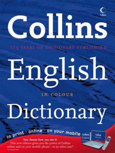 9780007228997: Collins English Dictionary