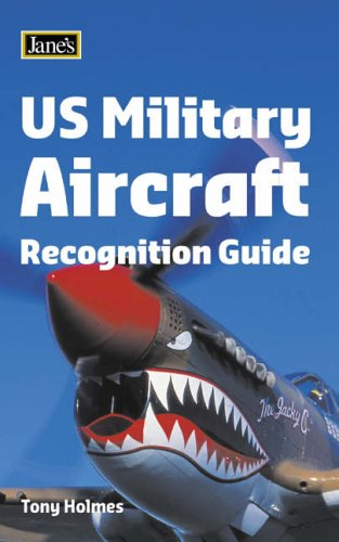 9780007229000: US Military Aircraft Recognition Guide (Jane's)