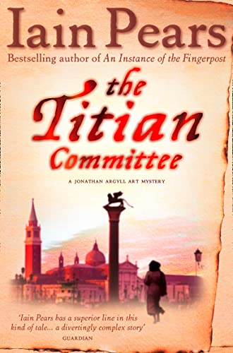 9780007229185: The Titian Committee