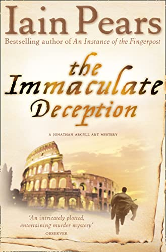 9780007229222: THE IMMACULATE DECEPTION