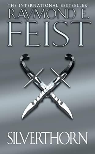 9780007229420: Silverthorn (Riftwar Saga 2)