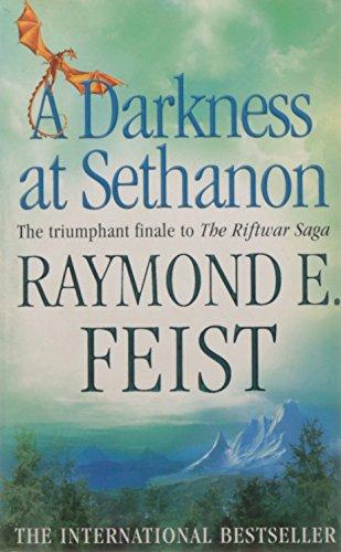9780007229437: A Darkness at Sethanon: 3 (Riftwar Saga 3)