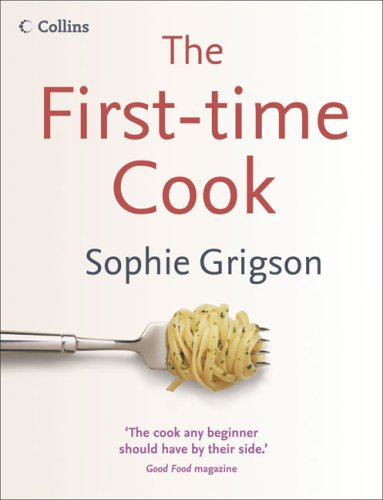 9780007229567: The First-Time Cook