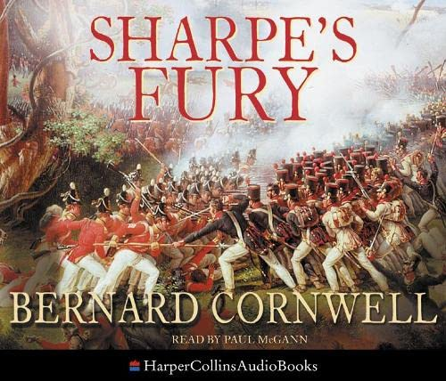 9780007229604: Sharpe's Fury: Richard Sharpe and the Battle of Barrosa, March 1811