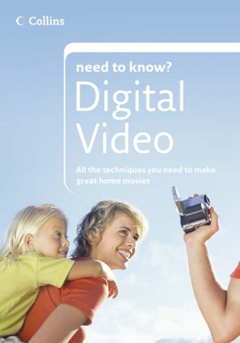 9780007229611: Digital Video (Collins Need to Know?)
