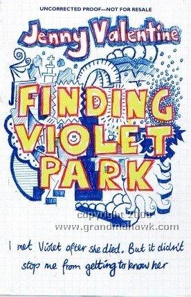 9780007229635: Finding Violet Park