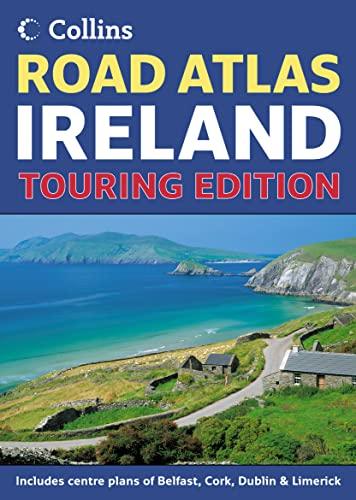 9780007229826: Road Atlas Ireland: A4 Edition (Collins Road Atlas Ireland)