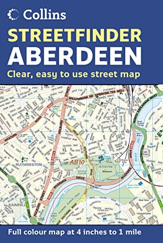 9780007229864: Aberdeen Streetfinder Map