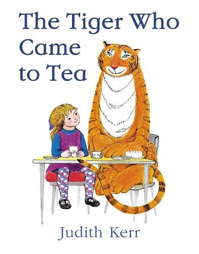 9780007230051: The Tiger Who Came to Tea: Complete & Unabridged