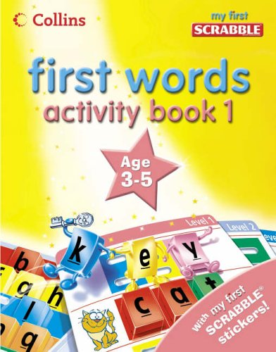 9780007230266: First Words: Activity Book (First Words)