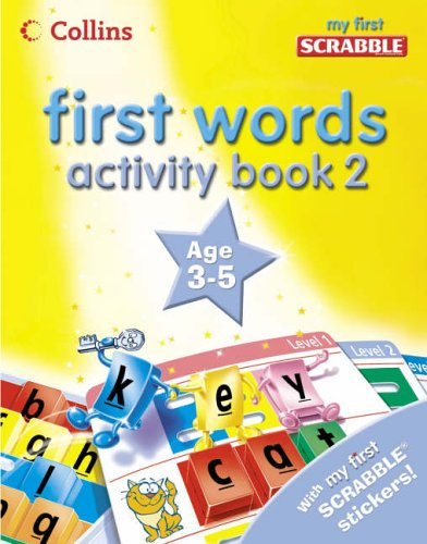 9780007230273: First Words: Activity Book