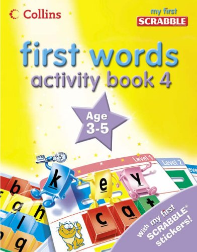 9780007230297: First Words: Activity Book