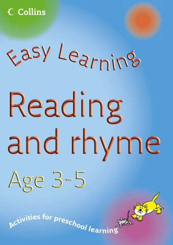 9780007230327: Easy Learning - Reading Age 3-5