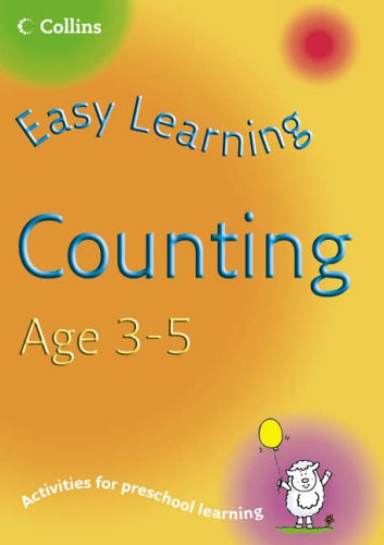 9780007230358: Easy Learning - Counting: Age 3-5