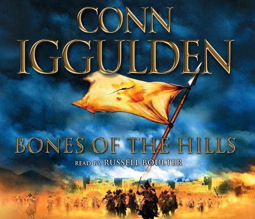 9780007230723: Bones of the Hills (Conqueror, Book 3)