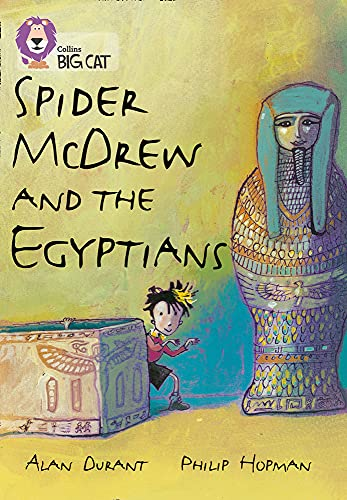 9780007230761: Spider McDrew and the Egyptians (Collins Big Cat) (Bk. 2)