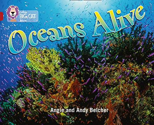 9780007230921: Oceans Alive (Collins Big Cat) (Bk. 18)