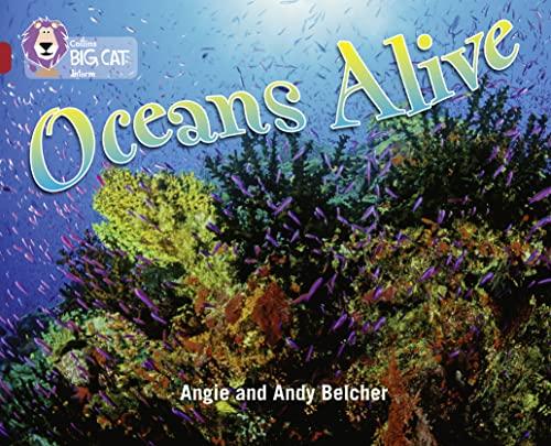 9780007230921: Oceans Alive (Collins Big Cat) (Bk. 18)