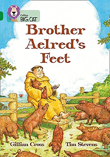 9780007230938: Brother Aelred's Feet (Collins Big Cat) (Bk. 19)