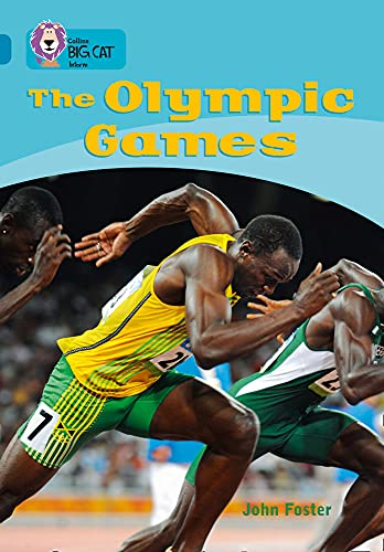 9780007231201: The Olympic Games (Collins Big Cat) (Bk. 4)