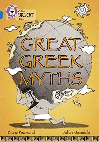 9780007231287: Great Greek Myths