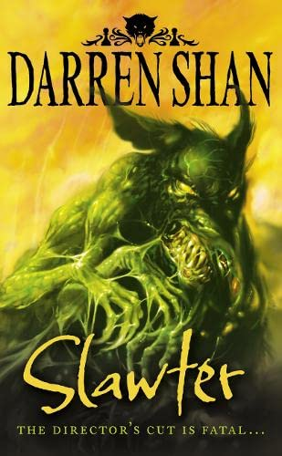 9780007231348: Slawter (The Demonata, Book 3)